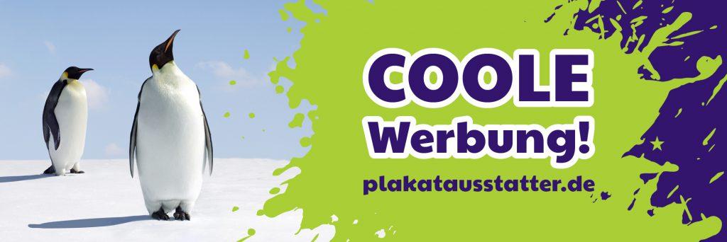 Coole Werbung – plakatausstatter.de